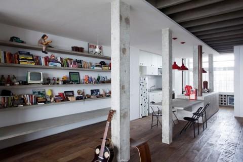 Una renovaci n con estilo bohemio for Como decorar una vivienda