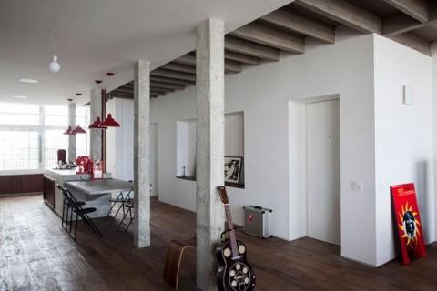 Una casa de estilo bohemio 04