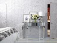 imagen Sofisticados dormitorios en gris y blanco