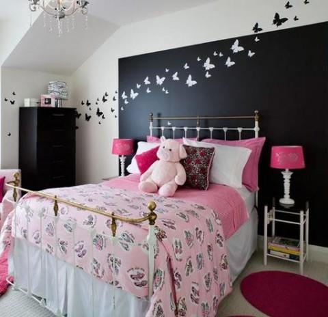 pinta y dibuja las paredes. Black Bedroom Furniture Sets. Home Design Ideas