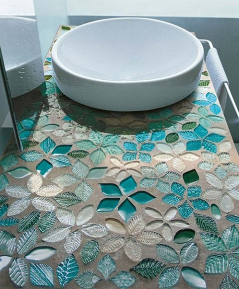 Renueva las paredes con mosaicos 1
