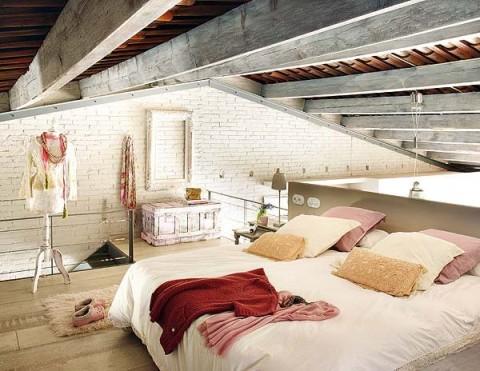 loft con detalles vintage6