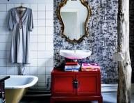 imagen El baño, también un espacio vintage