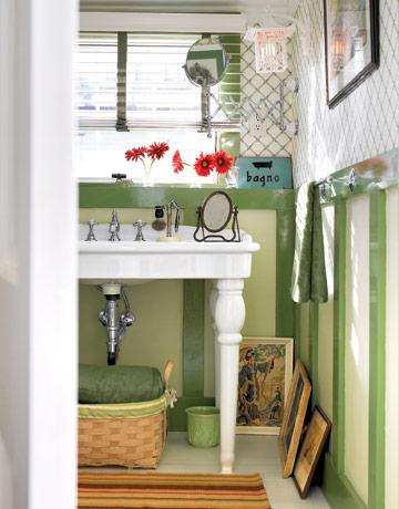 Estilo vintage en el baño03