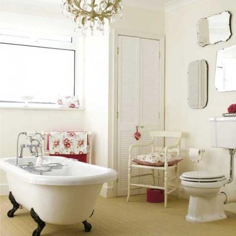 Estilo vintage en el baño04