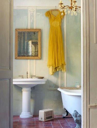 Estilo vintage en el baño05
