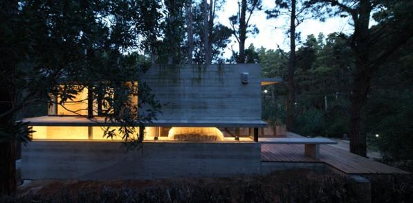 Casa de playa en el bosque 2