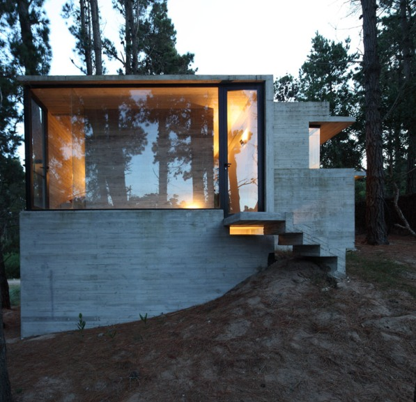 Casa de playa en el bosque 3