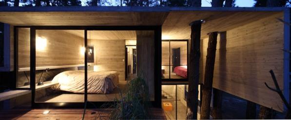 Casa de playa en el bosque 5