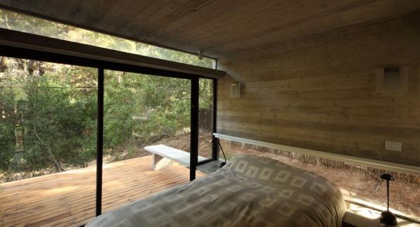 Casa de playa en el bosque 6