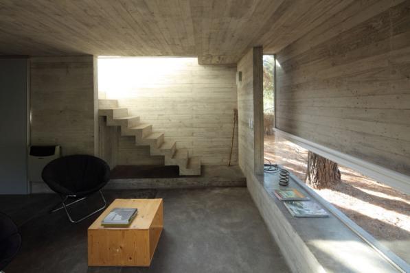 Casa de playa en el bosque 10