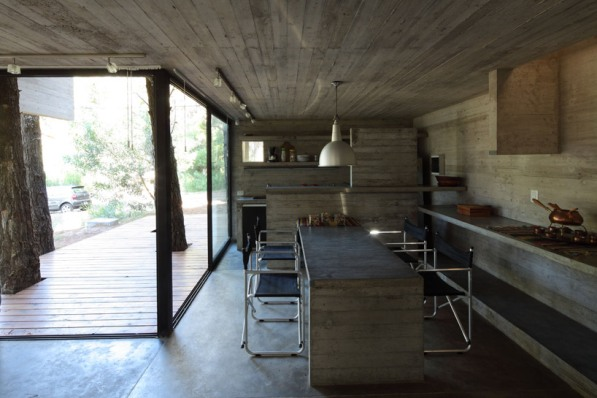 Casa de playa en el bosque 11