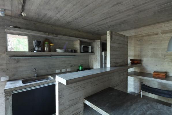 Casa de playa en el bosque 12