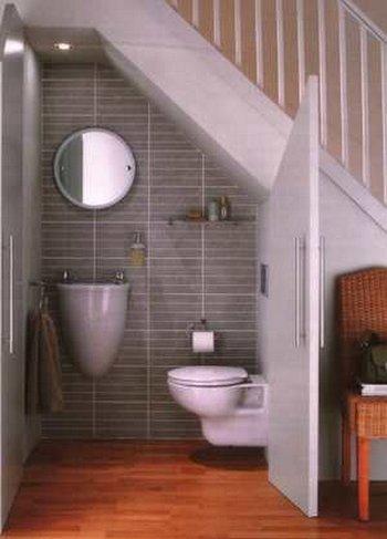 Las escaleras pueden ser multifunción010
