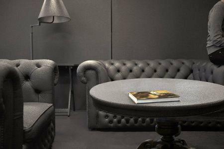 Una oficina en color gris2