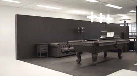 Una oficina en color gris5