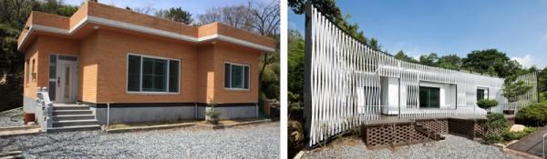 Reforma inusual de una fachada2