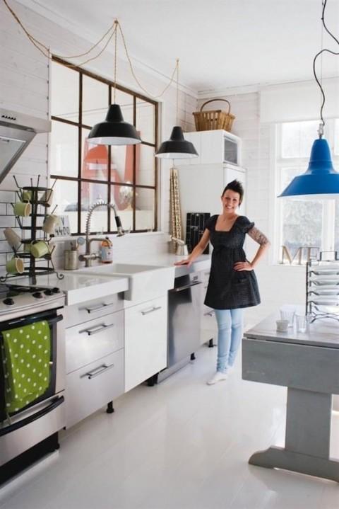 La transformación de un apartamento en Suecia-01