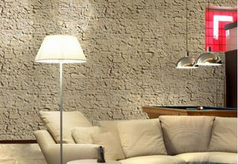 Departamentos con paredes especiales - Piedra para decorar paredes interiores ...