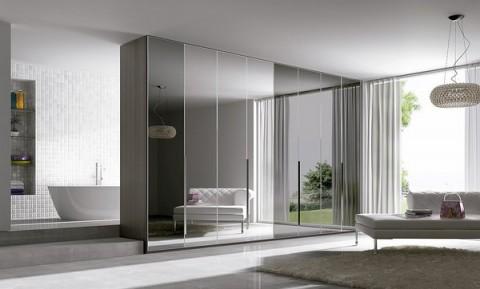 Armarios de dise o para el hogar for Disenos de espejos para habitacion