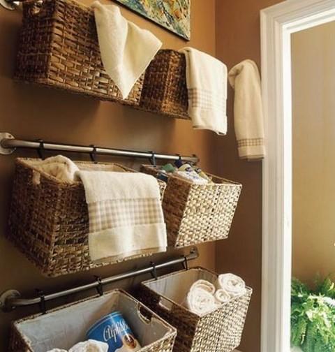 Organiza el baño con cestas05