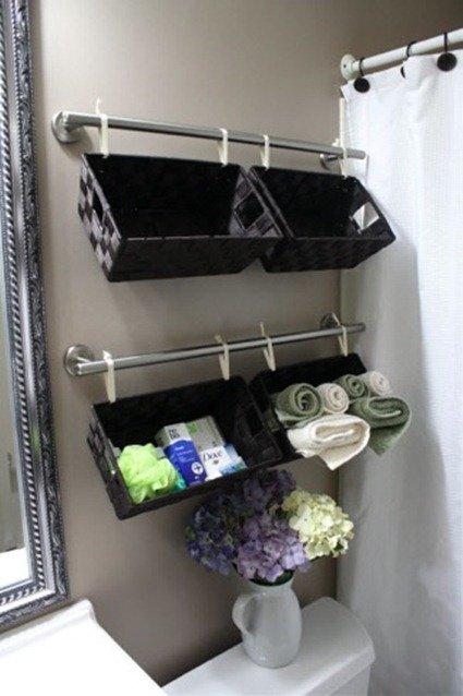 Organiza el baño con cestas07