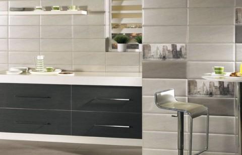 Cinco propuestas para azulejos de cocina - Azulejos cocina moderna ...