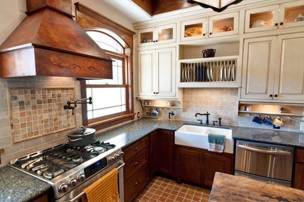 Baldosas para cocinas - Azulejos rusticos para cocina ...