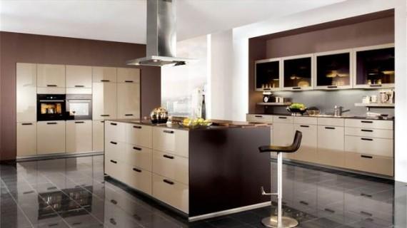 tendencias decorativas en la cocina. Black Bedroom Furniture Sets. Home Design Ideas
