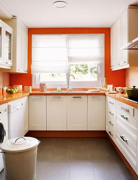 Tendencias decorativas en la cocina for Decoracion de gabinetes de cocina