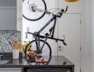 imagen Cómo incluir su bicicleta en la decoración de la casa