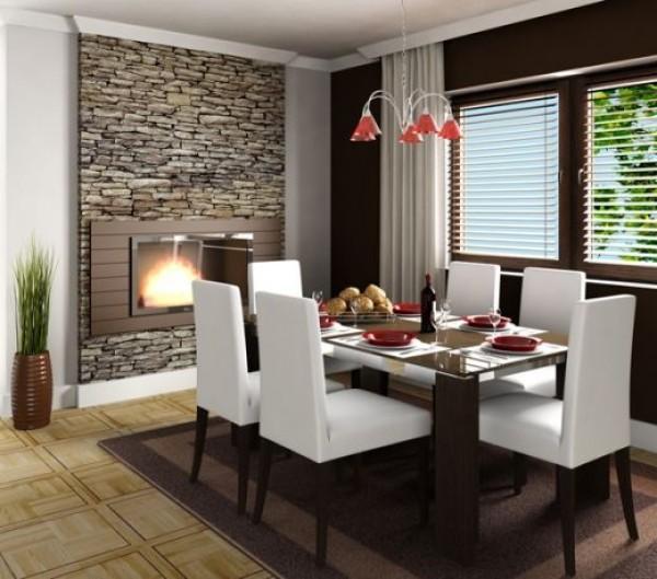 Consejos para decorar el comedor for Diseno living comedor
