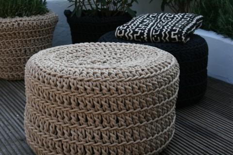 Crochet en los muebles y accesorios 2