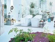 imagen Cuartos de baño con estilo tropical