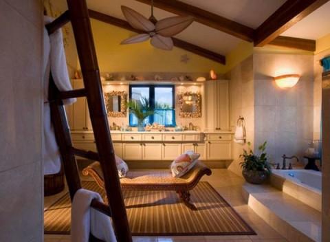 Baños de estilo tropical-06