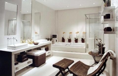 Baños de estilo tropical-09