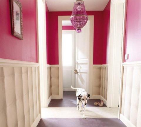 A decorar los pasillos for Idea de pintura de corredor