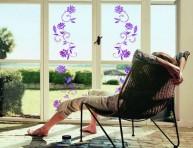 imagen Decorar ventanas con vinilos o pinturas