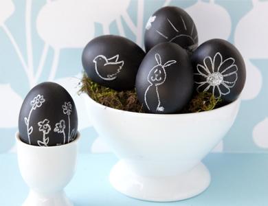Ideas para decorar los huevos de pascua06