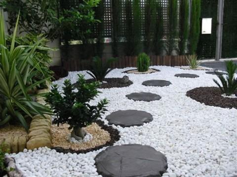 Ten tu propio jard n japon s - Decoracion jardin zen ...