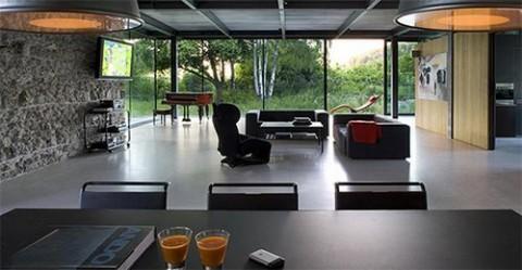 Casa de cristal y en armonía con la naturaleza-03