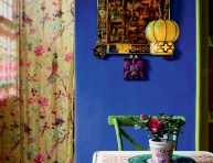 imagen La luz y el color de una casa brasileña