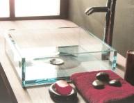 imagen Lavabos de cristal: diseños vanguardistas para el baño