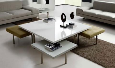 Mesas de centro minimalistas 06