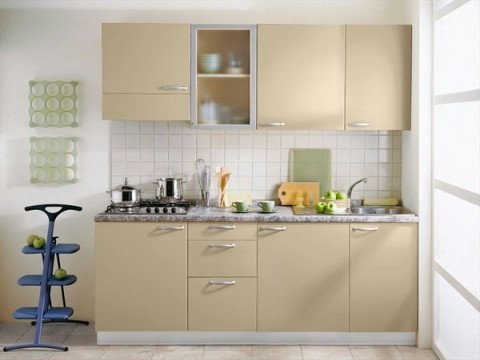 Cocinas peque as para espacios reducidos for Muebles cocina pequenos espacios