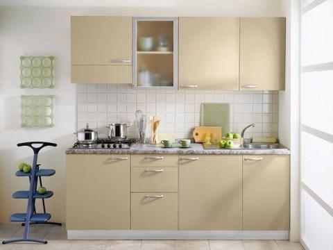 Cocinas peque as para espacios reducidos - Muebles para cocinas pequenas ...