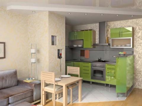 Cocinas peque as para espacios reducidos for Cocinas modernos pequenos