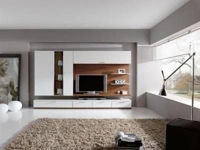 Ideas para colocar la tv - Muebles de tele ...