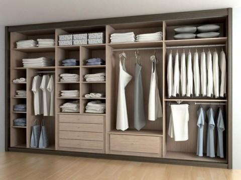 C mo organizar el armario - Como organizar armarios ...