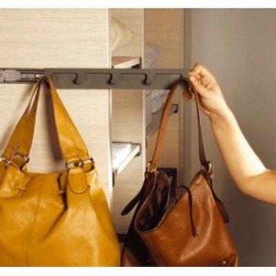 C mo organizar el armario - Como guardar los bolsos ...